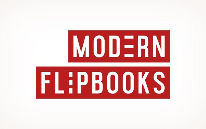 _Logo_Modern Flipbooks B