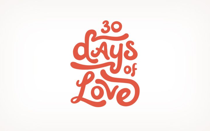 30 Days of Love 2019_logo